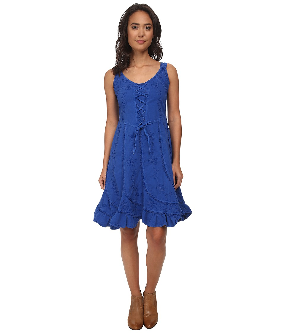 Scully - Adeline Dress (Dazzling Blue) Women