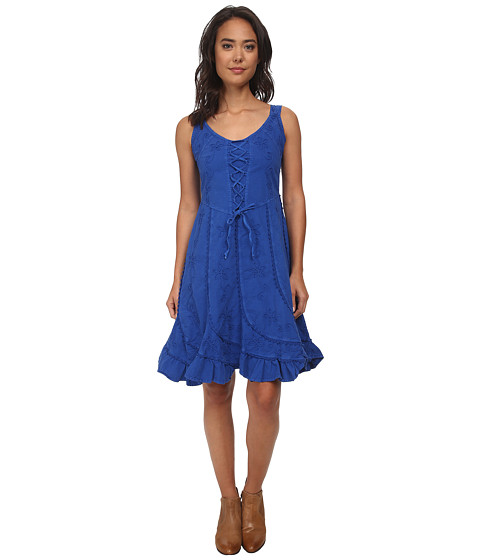 Scully - Adeline Dress (Dazzling Blue) Women's Dress