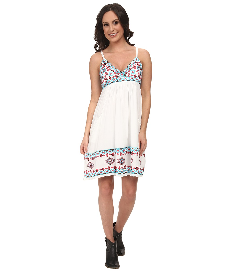 Scully - Sula Dress (White) Women's Dress