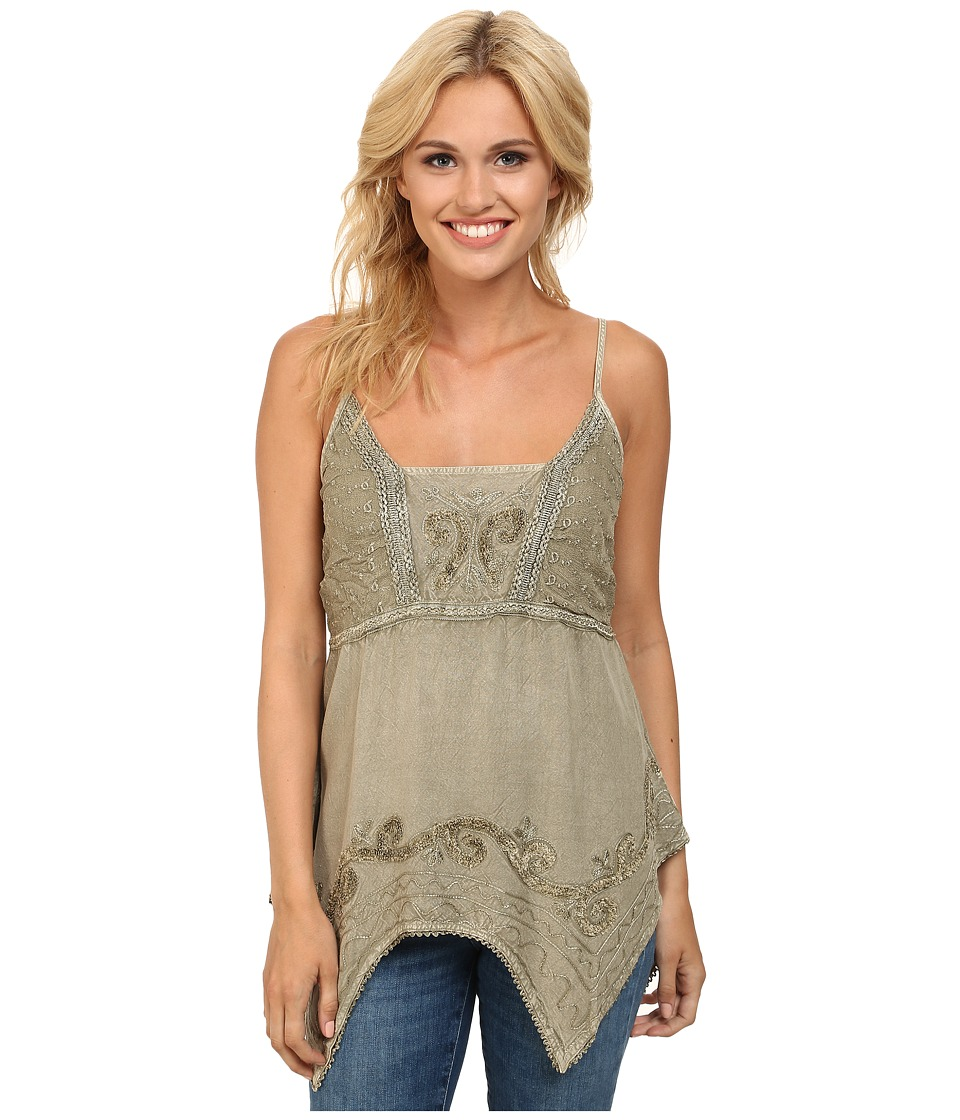 Scully - Abelina Tank Top (Sage) Women
