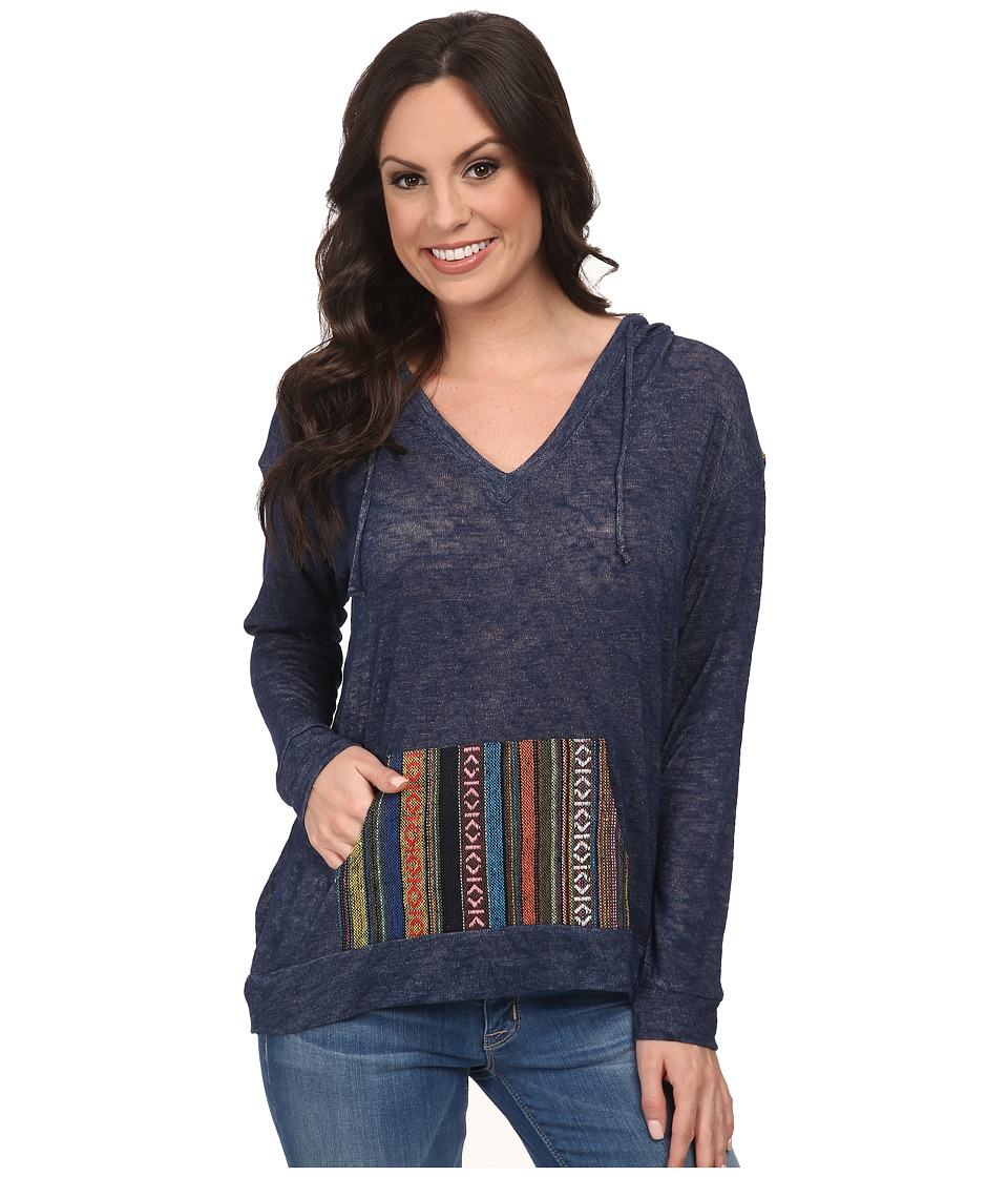 Scully - Matesse Sweater (Navy) Women's Sweater