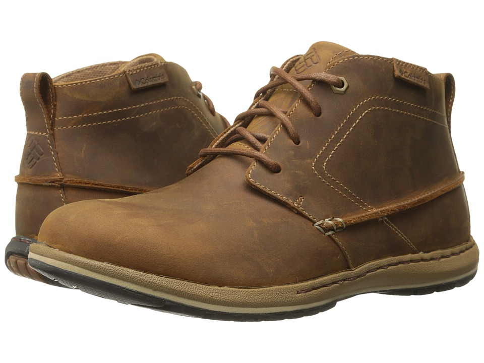 Columbia Davenport Chukka NB (Elk/Nutmeg) Men