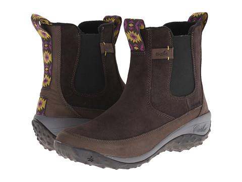 Cushe - Allpine Peak WP (Dark Grey) Women's Shoes