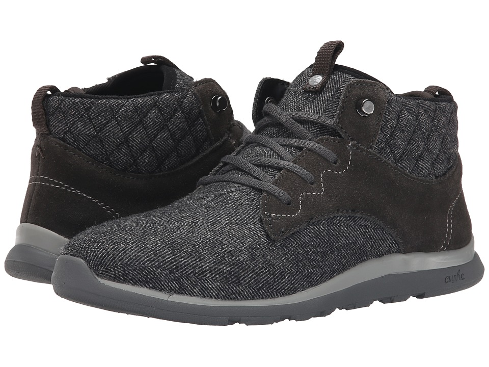 Cushe - Jiva (Dark Grey Herringbone/Grey) Women