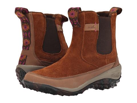 Cushe - Allpine Peak WP (Tan) Women's Shoes