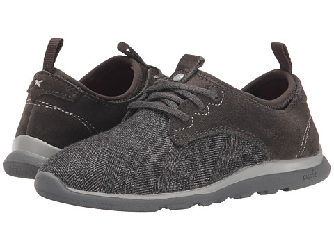 Cushe - Shakra (Dark Grey Herringbone/Grey) Women's Shoes
