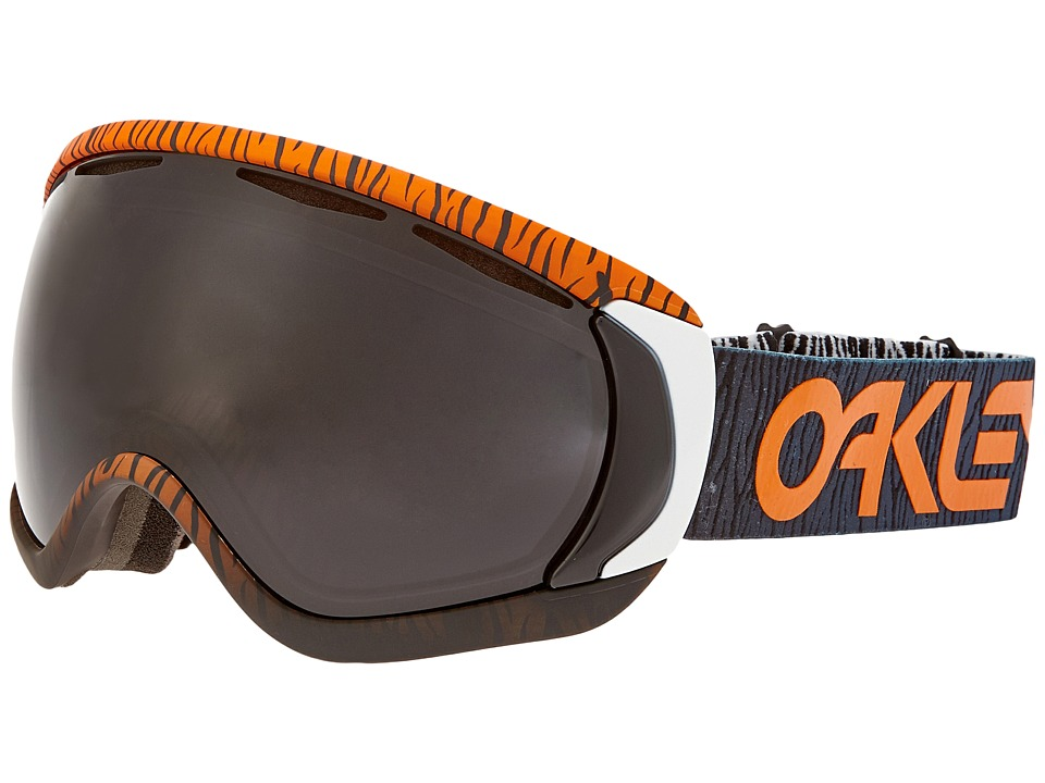 Oakley - Canopy (Factory Pilot Retina Blue Dark Grey) Snow Goggles