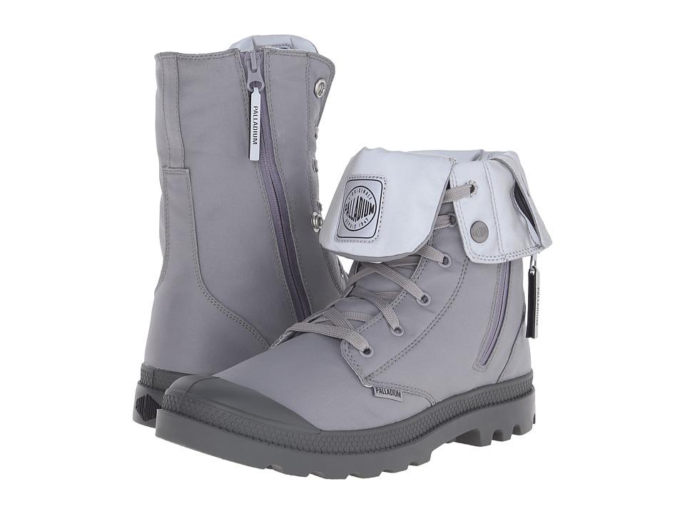 Palladium Baggy Zip CN (Titanium/Reflective) Boots