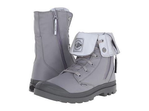 Palladium - Baggy Zip CN (Titanium/Reflective) Boots