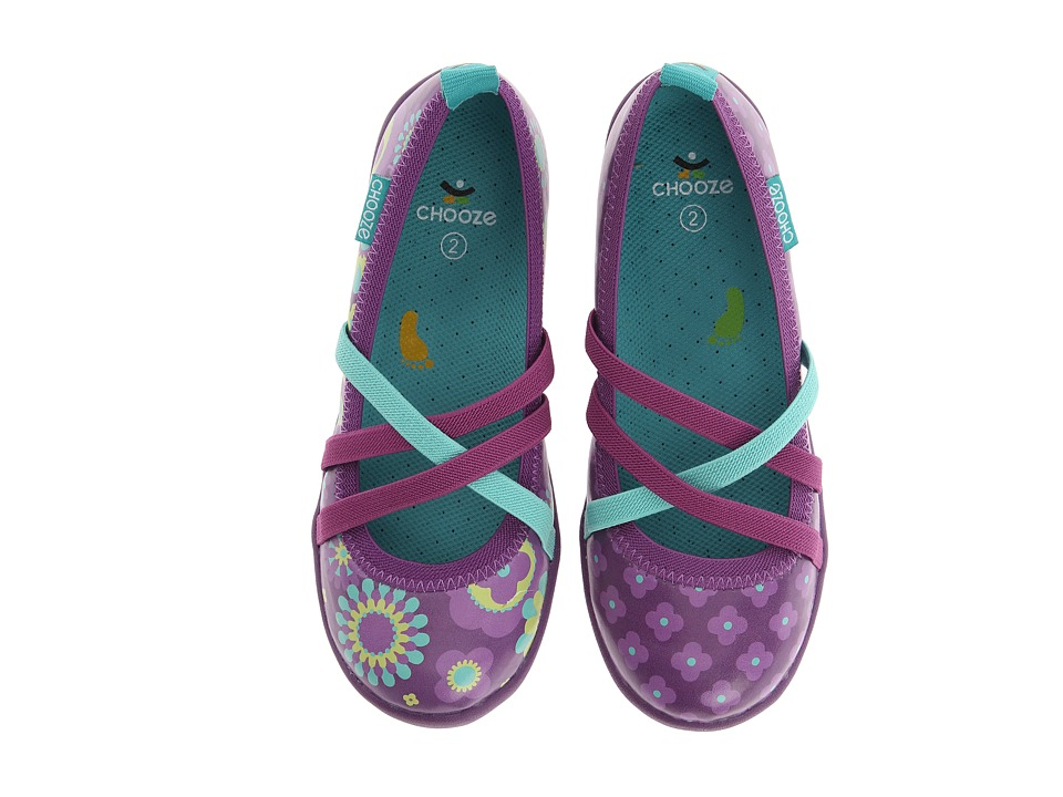 CHOOZE - Twist (Toddler/Little Kid/Big Kid) (Dazzle) Girls Shoes
