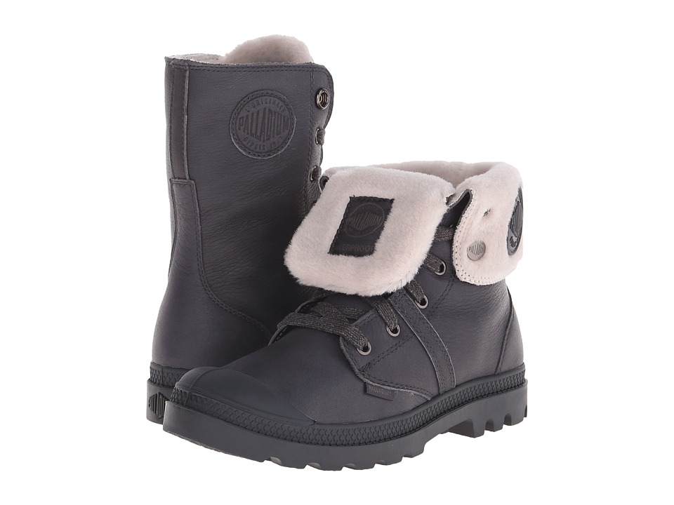Palladium - Pallabrouse BGY WPS (Anthracite) Women's Boots