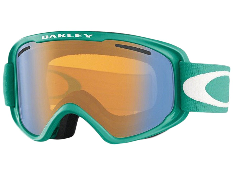 Oakley - O2 XM (Peacock/Black Iridium) Sport Sunglasses