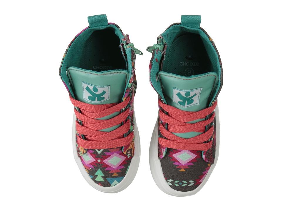 CHOOZE - Spark (Toddler/Little Kid/Big Kid) (Arise Brown) Girls Shoes