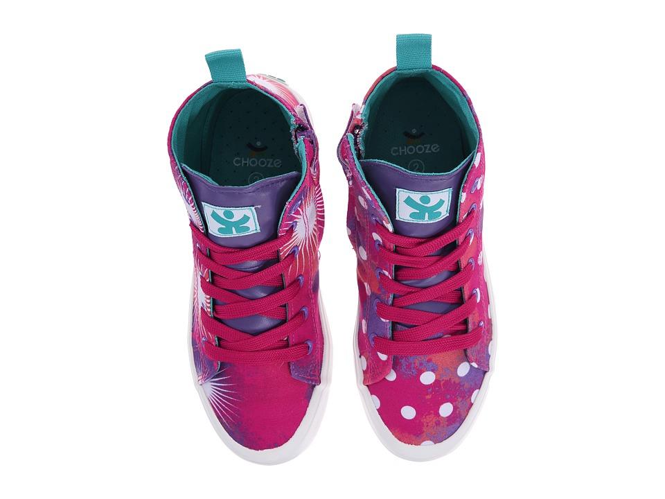 CHOOZE - Spark (Toddler/Little Kid/Big Kid) (Paint Pink) Girls Shoes
