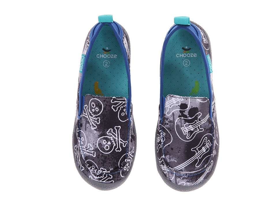 CHOOZE - Scout (Toddler/Little Kid/Big Kid) (Rock) Boys Shoes