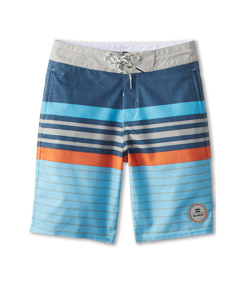 Billabong Kids - Spinner Lo Tides Boardshorts (Big Kids) (Sky Blue) Boy