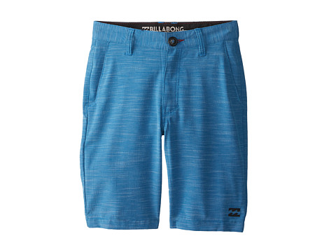 Billabong Kids - Crossfire X Walkshorts (Big Kids) (Bright Blue) Boy