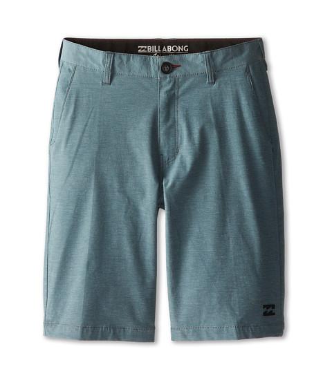 Billabong Kids - Crossfire X Walkshorts (Big Kids) (Deep Sea) Boy's Shorts