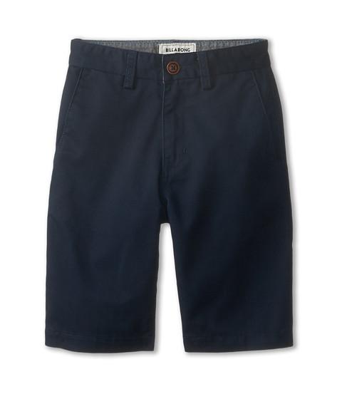 Billabong Kids - Carter Walkshorts (Big Kids) (Navy) Boy