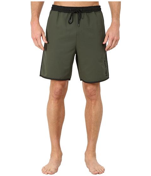 Hurley - Dri-Fit Rush Volley (Carbon Green) Men