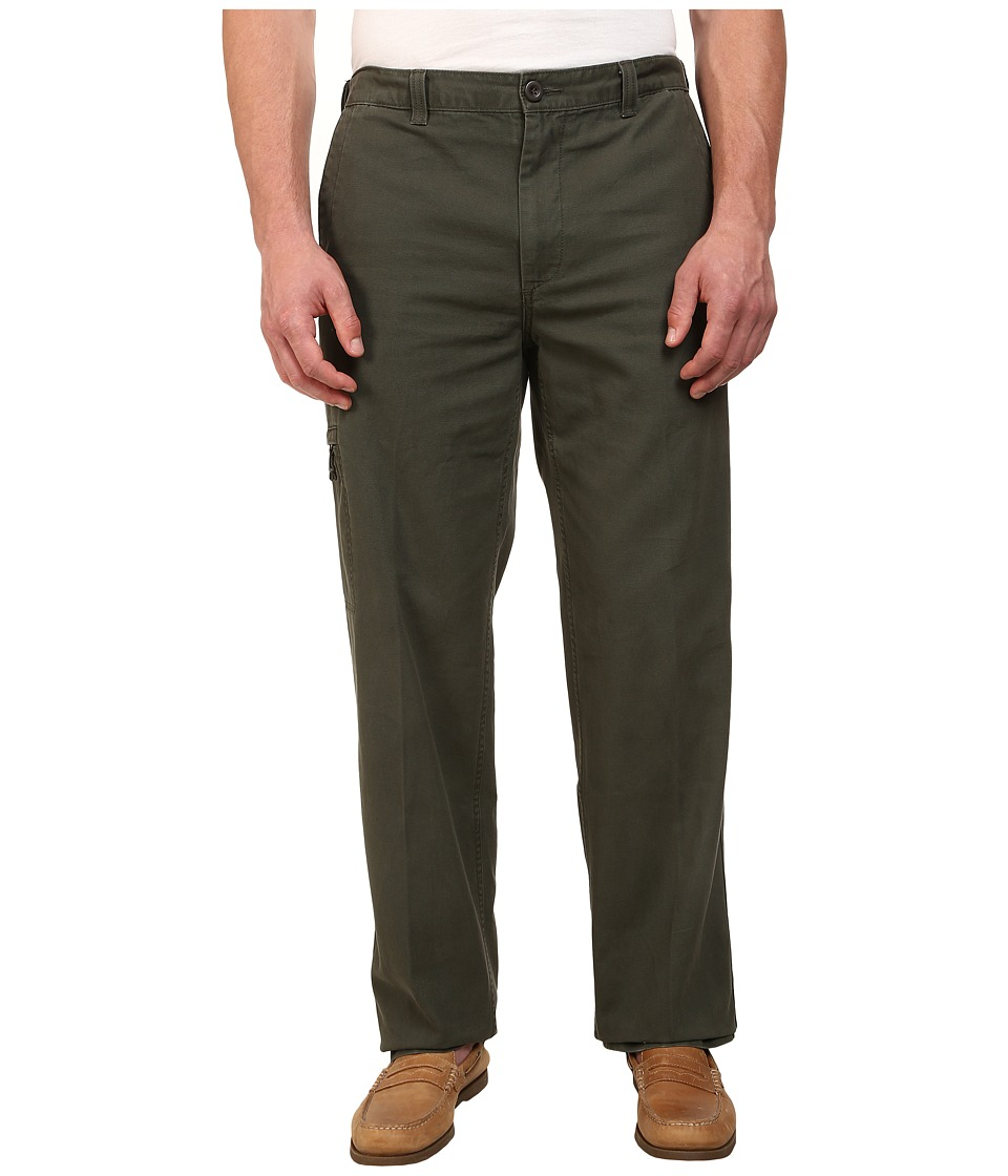 Dockers Big & Tall - Big Tall Comfort Cargo Pants (Rifle Green) Men's Casual Pants