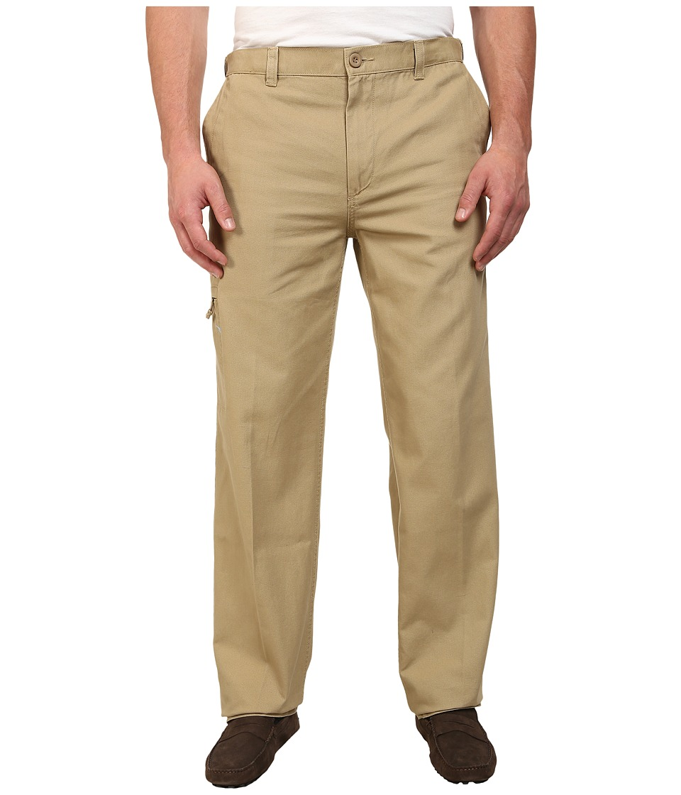 Dockers Men's - Big Tall Comfort Cargo Pants (Desert Sand) Men's Casual Pants
