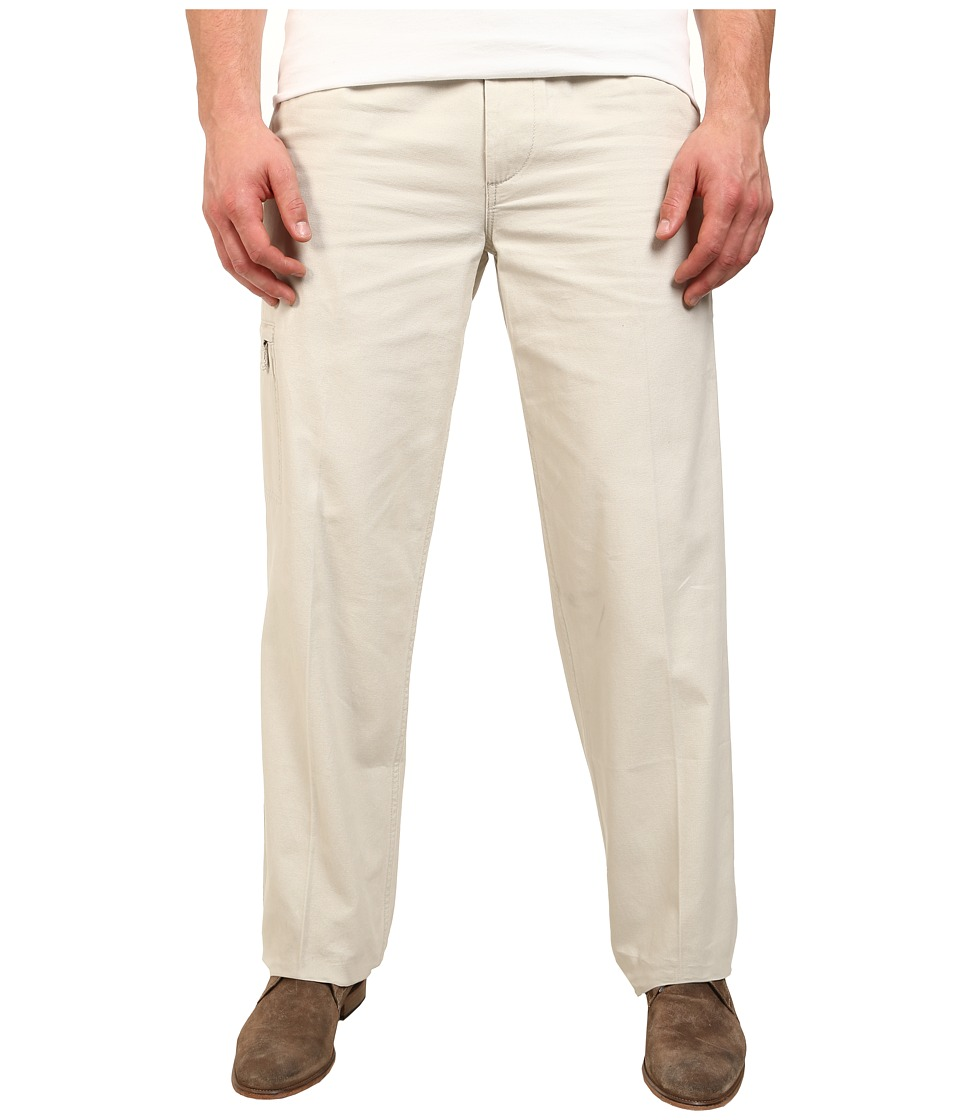 Dockers Men's - Big Tall Comfort Cargo Pants (Light Buff) Men's Casual Pants