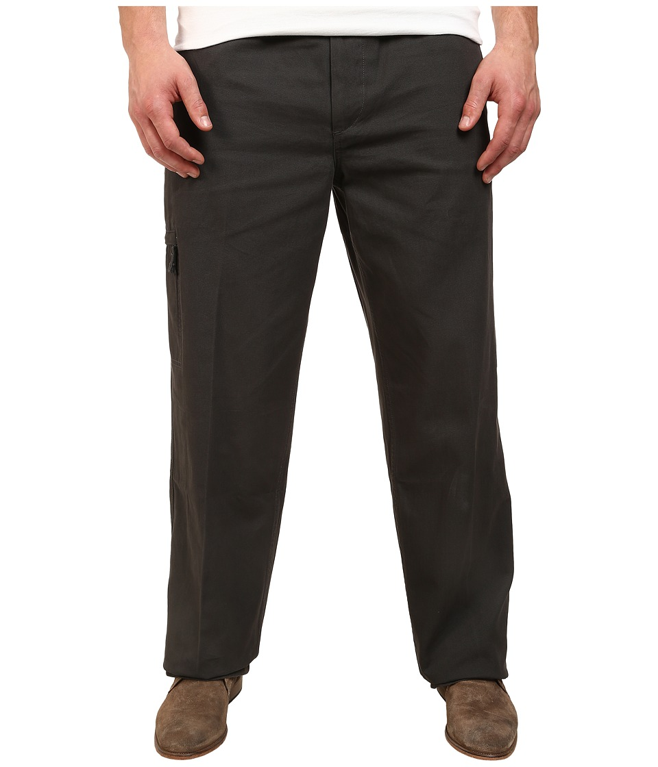 Dockers - Big Tall Comfort Cargo Pants (Steelhead) Men's Casual Pants
