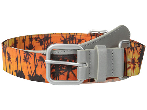 Neff - Baseball Belt (Orange) Men's Belts