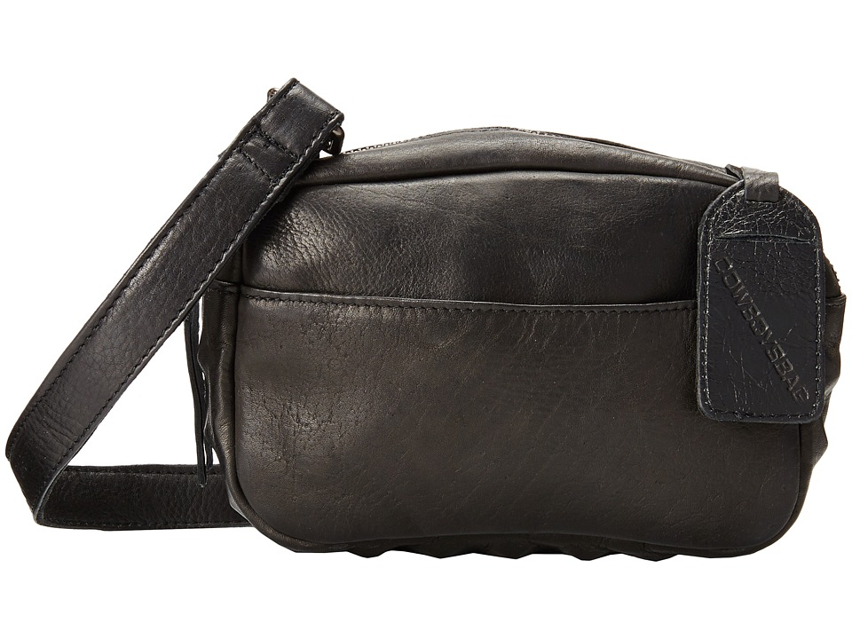 COWBOYSBELT - Boyle (Black) Handbags