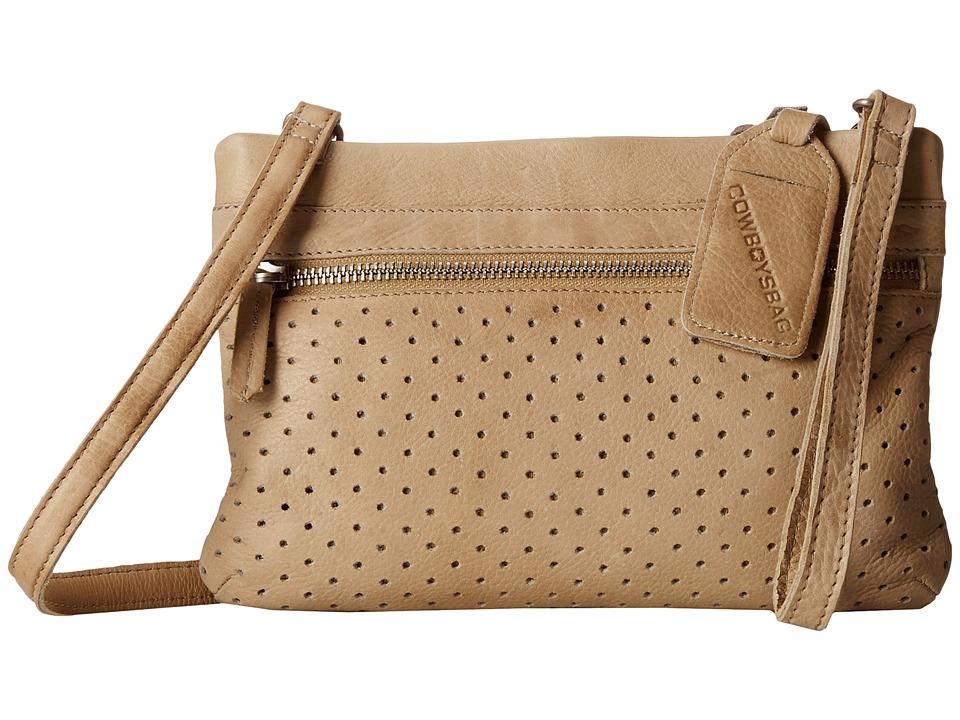 COWBOYSBELT - Rush (Sand) Handbags