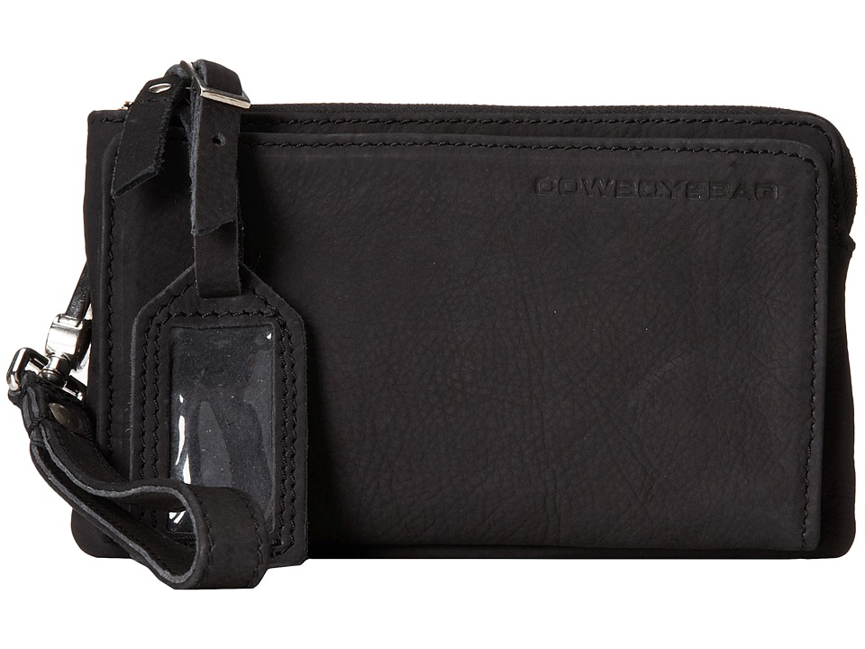 COWBOYSBELT - Lenham (Misty Black) Handbags