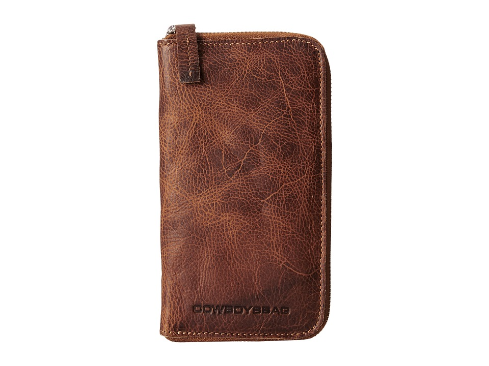 COWBOYSBELT - Harrogate (Cognac) Handbags
