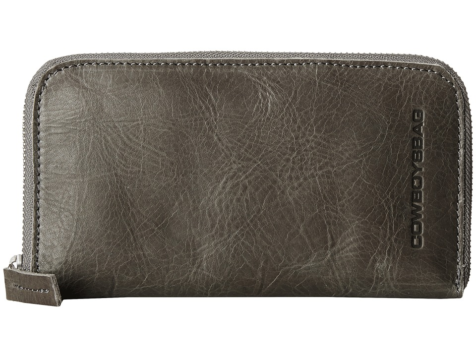 COWBOYSBELT - Harrogate (Dark Grey) Handbags