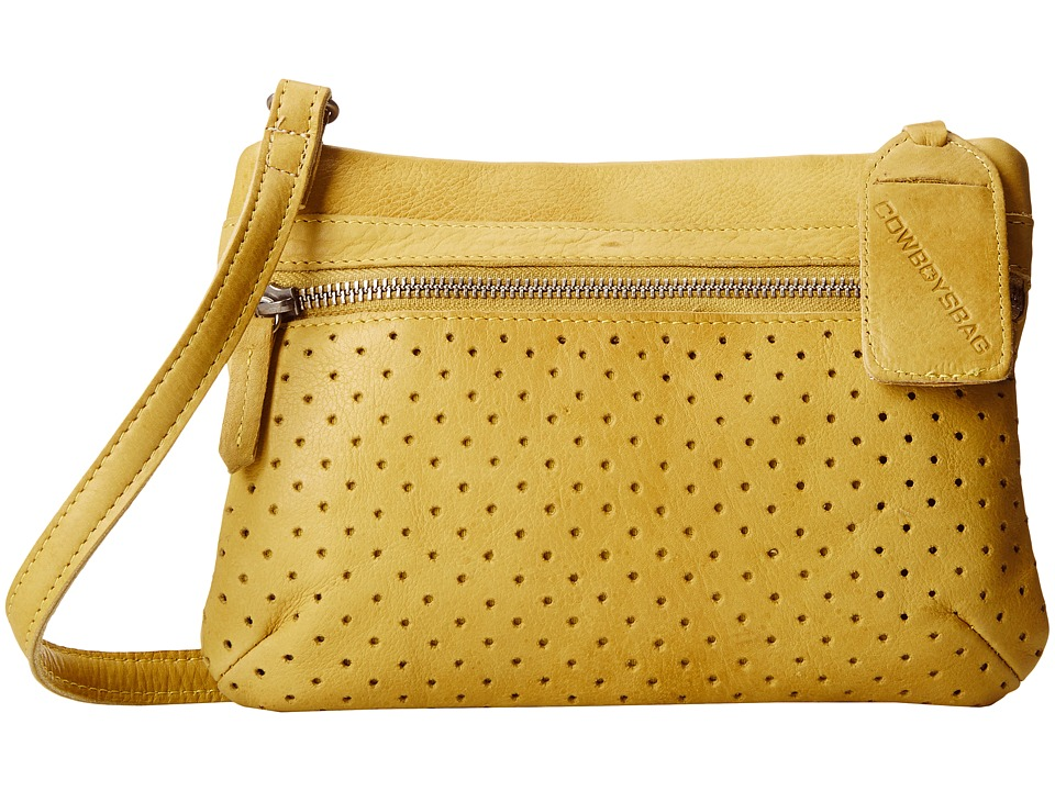 COWBOYSBELT - Rush (Lemon) Handbags
