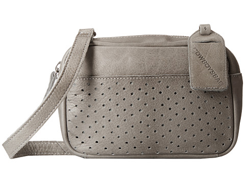 COWBOYSBELT - Malpas (Light Grey) Handbags