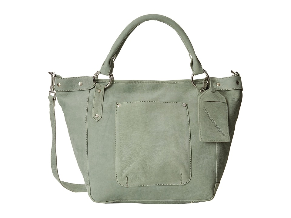 COWBOYSBELT - Eye (Mint) Handbags