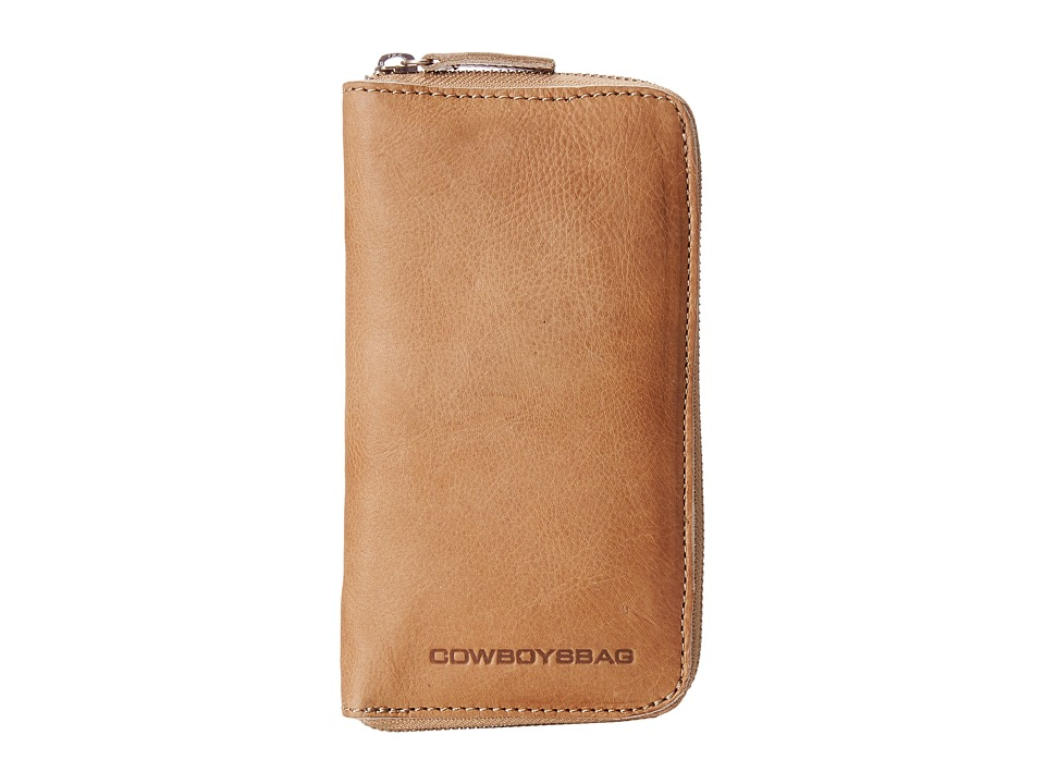 COWBOYSBELT - Harrogate (Latte) Handbags