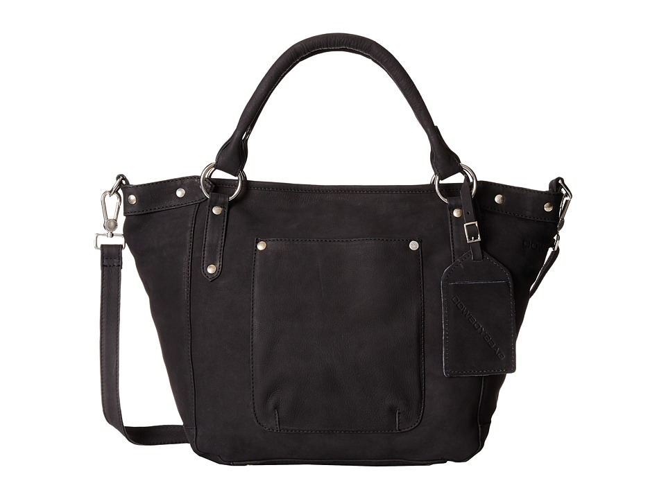 COWBOYSBELT - Eye (Misty Black) Handbags