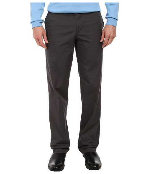 Dockers Men's - Signature On the Go Khaki Pants (Storm) Men's Casual Pants