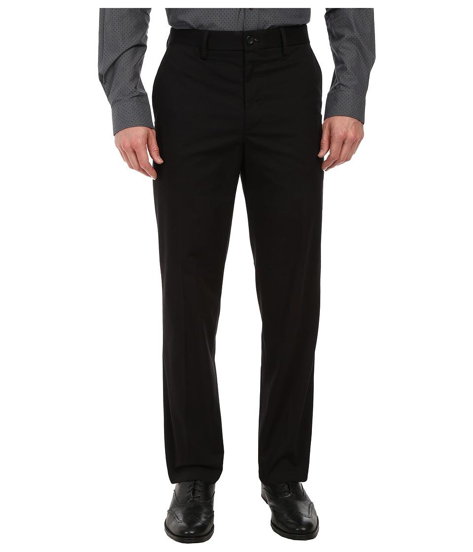 Dockers Men's - Signature On the Go Khaki Pants (Black Metal) Men's Casual Pants