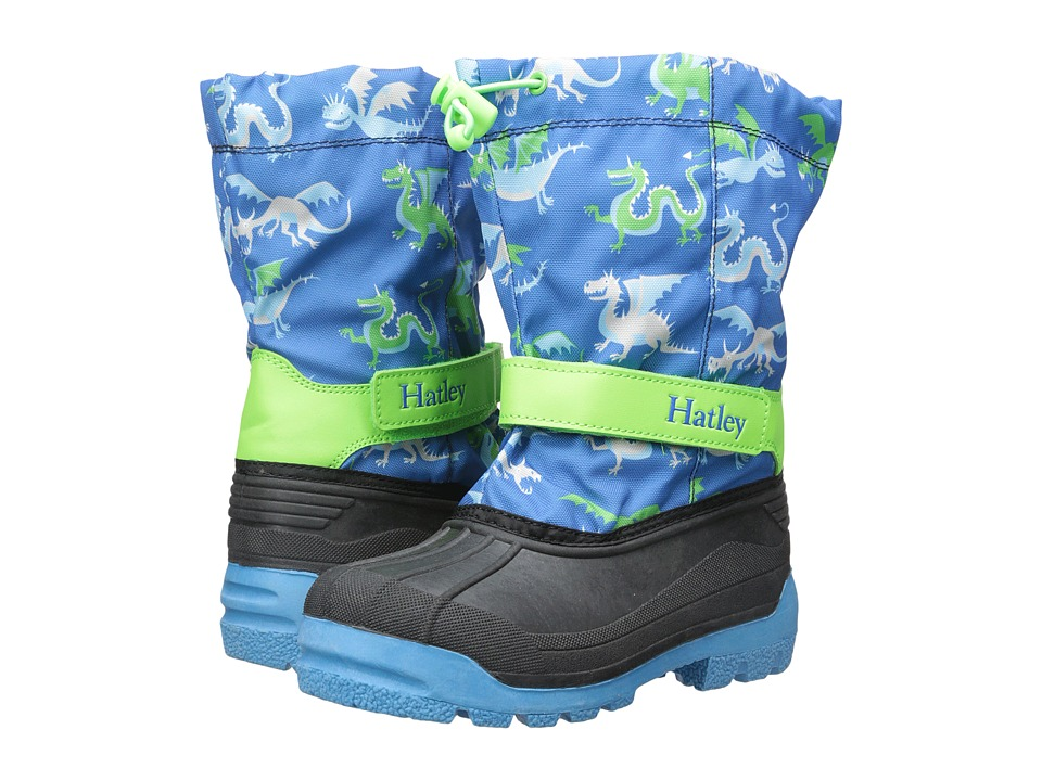 Hatley Kids - Winter Boots (Toddler/Little Kid) (Dragons) Boys Shoes
