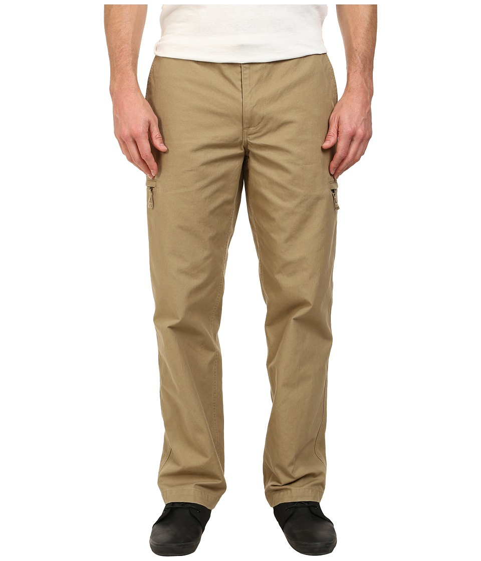 Dockers Men's - D3 Crossover Cargo Pants (Canvas - New British Khaki) Men's Casual Pants