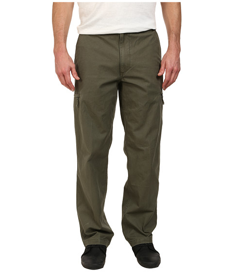 Dockers Men's - D3 Crossover Cargo Pants (Canvas - Army Green) Men's Casual Pants