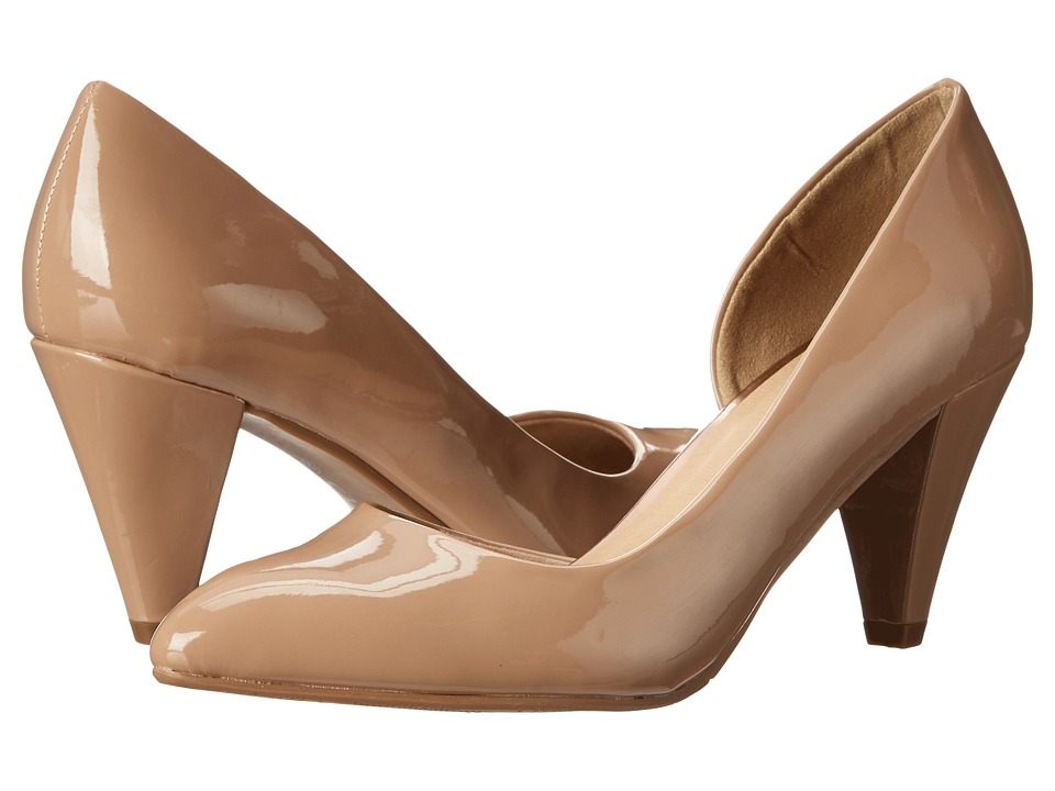 CL By Laundry - Angelina (New Nude) Women's 1-2 inch heel Shoes