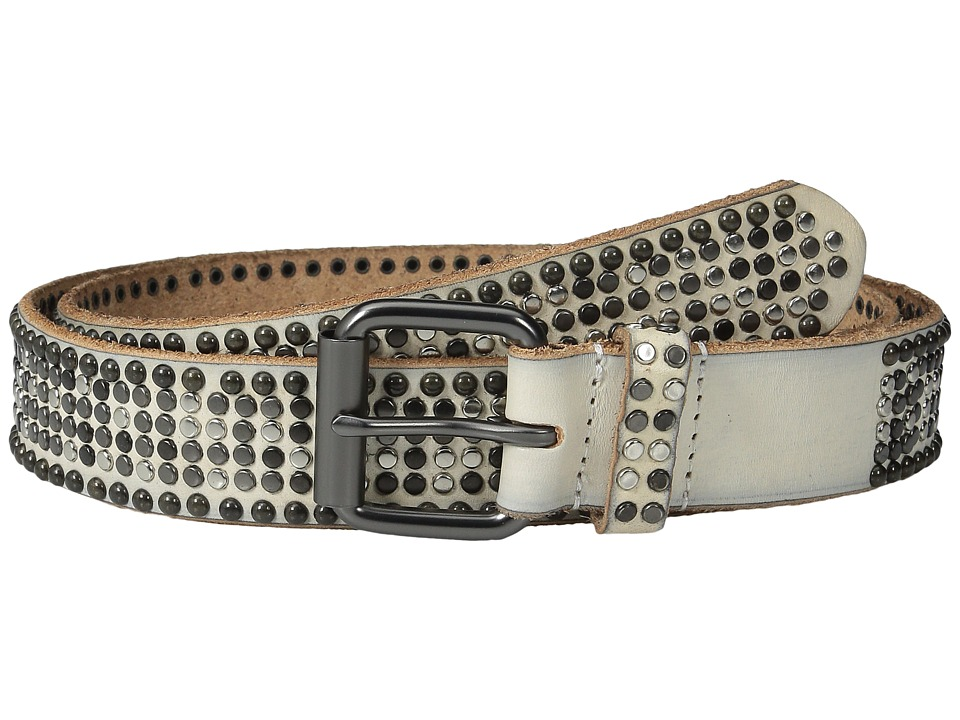 COWBOYSBELT - 35361 (Off White) Belts