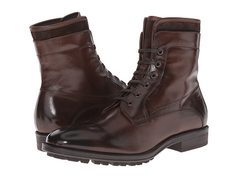 To Boot New York - Durbin (Brown) Men's Dress Lace-up Boots