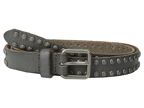 COWBOYSBELT - 259095 (Dark Grey) Women's Belts