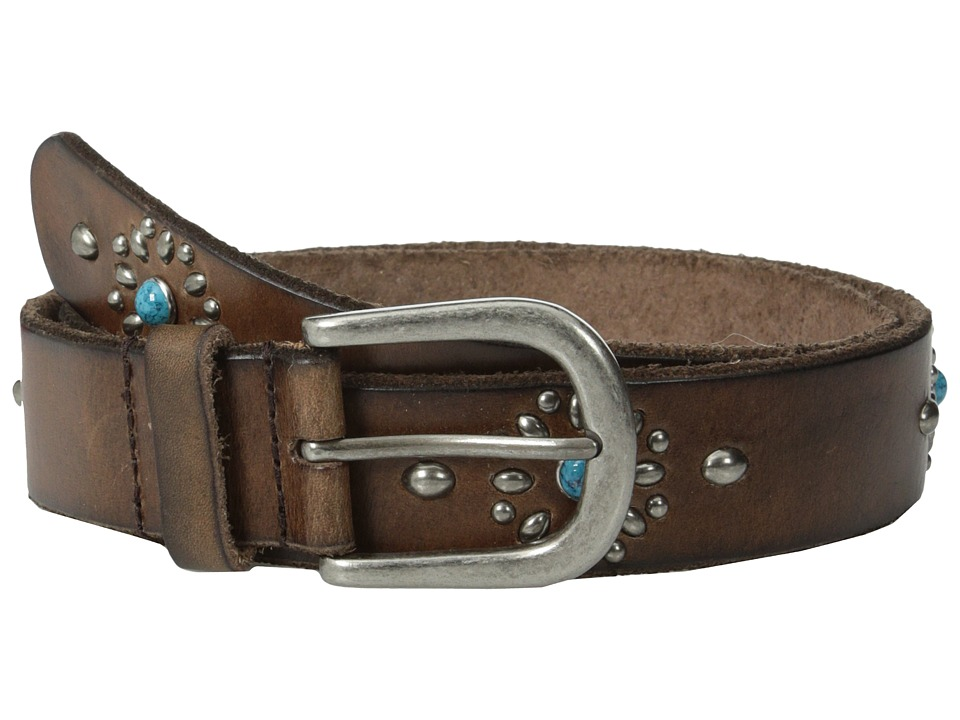 COWBOYSBELT - 359027 (Brown) Women's Belts