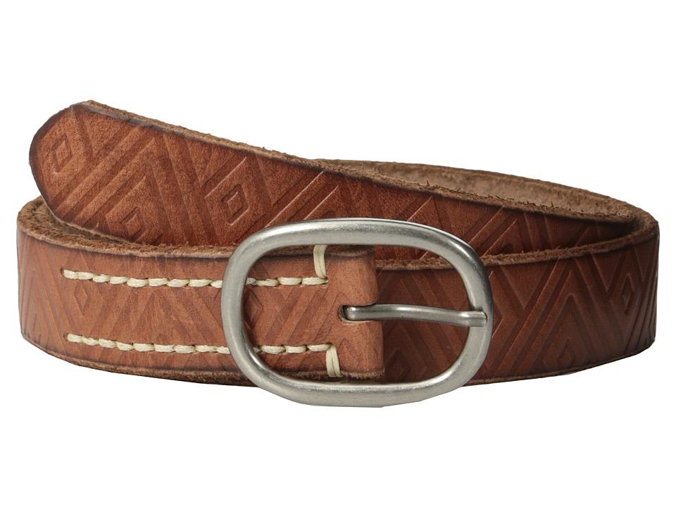 COWBOYSBELT - 309049 (Cognac) Women's Belts